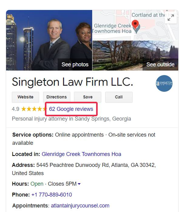 Google reviews - What to do when you don't have a Gmail account to leave a review - a step-by-step guide